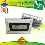 China Manufacturer OEM/ODM Wholesale Alloy LED Floodlight Aluminum Casting
