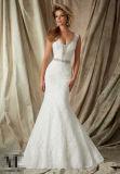 2016 Deep-V Sexy Bridal Wedding Gowns Wd1327