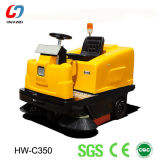 Battery Power Electric Cleaning Machine Road Sweeper