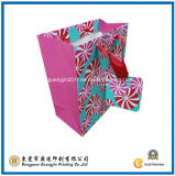 Luxury Color Fashion Shopping Paper Bag (GJ-Bag055)