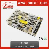 Triple Output Power Supply Switching/SMPS 50W