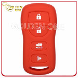 Costomized Shape Motor Silicone Car Key Remote Cover