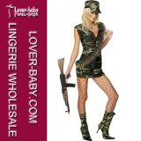 Adult Cosplay Wholesale Army Costume (L1364)