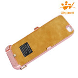 Rose Gold 10000mAh Portable Power Bank Back Clip Battery Charger