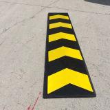 Arrow Sign Reflective Rubber Wall Guard