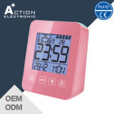 Dcf-77 Radio Controlled Clock with 7 Languages Display