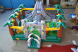Jurrasic Inflatable Obstacle Inflatable Bouncer (CHOB137)