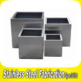 Customized Square Stainless Steel Planter Pot