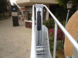 New Design Two-Double Outdoor Hot-Dipped Galvanised Parking Bike Rack PV00061