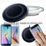 New Arrival 2 Colors Qi Wireless Charger Charging Round Pad for Samsung