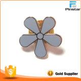 Promotional Gift Masonic Blue Flower Lapel Pin
