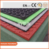 Heavy Duty Colorful Rubber Ramps for Young Children, Wheelchair Easy Go up and Down