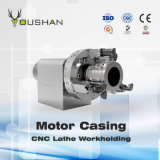 Motor Casing Hydraulic Workholding Fixture with Dmg Ctx800