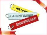 Promotional Fabric Keychain Metal Keychain Rubber Leather Keychain