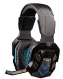 on Ear Gaming Headset with LED Light
