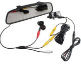 Auto Reversing Camera with Rearview Mirror, Parking Video Assistance Kit