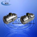 Stainless Steel Rack & Pinion Pneumatic Actuator
