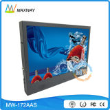 Wide Screen Classic 17 Inch LCD Media Player for Advertising Display (MW-172AAS)