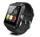 2016 Wholesale Cheap Bluetooth Pedometer U8 Smart Watch for Health Care