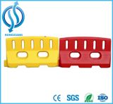 China Factory Water Filled Plastic Road Block Barrier