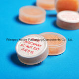 3 Gram Orange Silica Gel Desiccant Canister with DMF Certificate