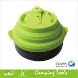 Multifunctional Magic Flute Camping Pot