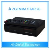 Zgemma Star 2s Twin DVB-S2 Satellite Receiver 3D Ready