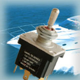 UL Approved Toggle Switches, Perfectly Suitable for Outdoor Applications.