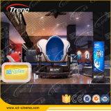 3 Seats 360 Degree Theme Park 9d Vr Simulator