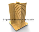 Wholesale MDF Slatwall Display Gondola Shelving