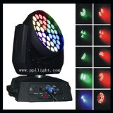 36PCS 10W 4in1 LED Zoom Moving Head Wash Light