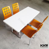 Modern 4 Seaters Dining Furniture Marble Coffee Table