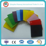 Colored Lacquered Glass Type Painted Glass with Ce ISO SGS