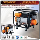 100% Copper Welder, Generator, Air Compressor and Battery Charger 4 in 1 Machine