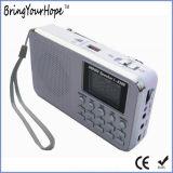 TF Card USB Stick Play MP3 Mini Speaker Radrio (XH-FM-015)