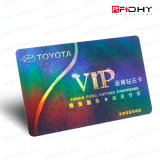 PVC Prepaid Contactless Smart RFID IC Card/MIFARE S50 NFC Card