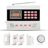 LED GSM Wireless Home Alarm System with APP&Android Function