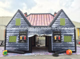 Inflatable Bar Tent for Events, Huge Building/Cube Air Structure
