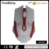 Right Hand Big Size 6 Buttons Optical USB Wired Dpi 3200 Gaming Mouse