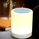 Baby Light Portable LED Bluetooth Speaker (533)