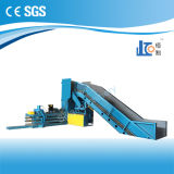 Hba60-7585 Full Automatic Horizontal Hydraulic Baler