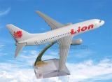 B737-400 Lion Metal Aircraft Model