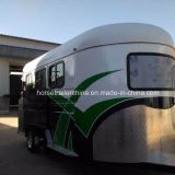 Hot Selling in Newzealand Angel Horse Trailers/Horse Floats