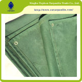 Hight Quality Products Blue/Green Canvas Tarpaulin Made in China Factory Wholesale Tarp