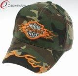 Camouflage Racing Cap Baseball Cap for Custom Logo Design