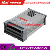 12V-350W Constant Voltage Aluminum Shell Rainproof LED Power Supply