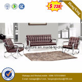 Modern Simple Leisure Office Leather Sofa (HX-CS101)