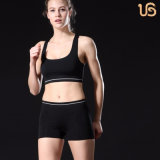Women′s Sports Bra and Shorts Set Underwear