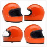 Motorcycle Full Face Helmet in Fiber Glass