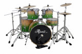 Afanti Backing Finish 5-PC Professional Drum Set